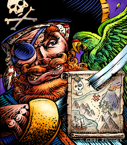 Talk Like a Pirate Day_Chet Phillips