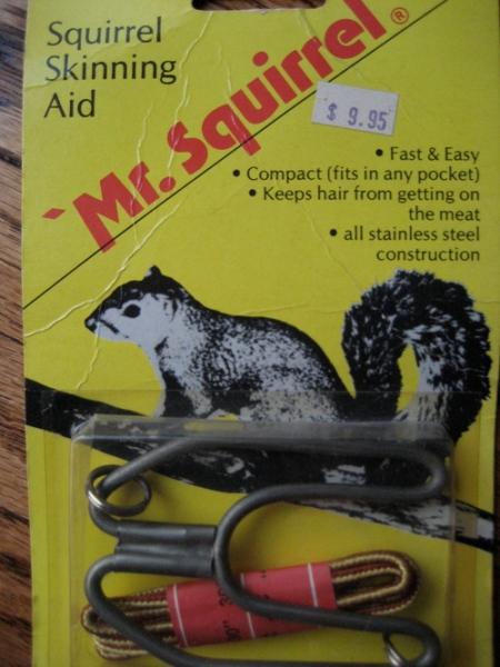 Squirrel Skinner_Eat Liver 090727
