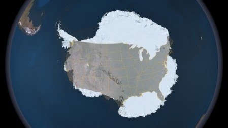 Antarctica US size comparison_Bits and Pieces  091020