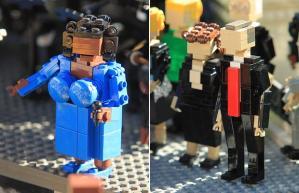 Lego Aretha Franklin