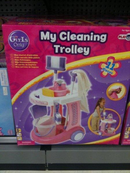 My Cleaning Trolley_Woosk 091008