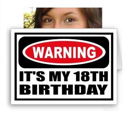 Rory 18 warning