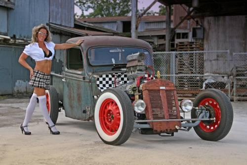 Moped junkyard