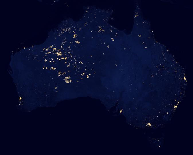 Australia Blackout 2012
