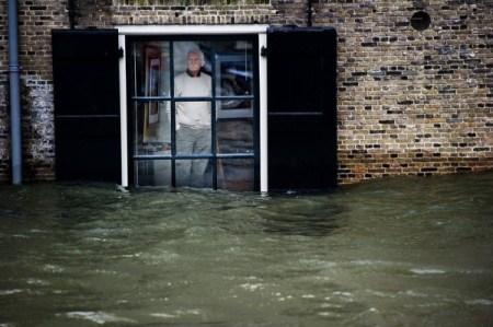 Dutch Flood January 2012