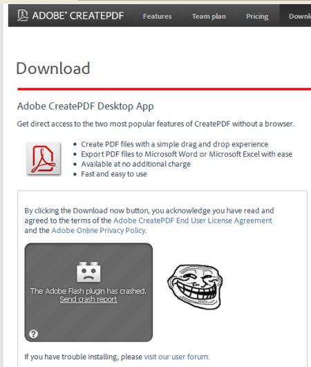 Adobe Install LOL