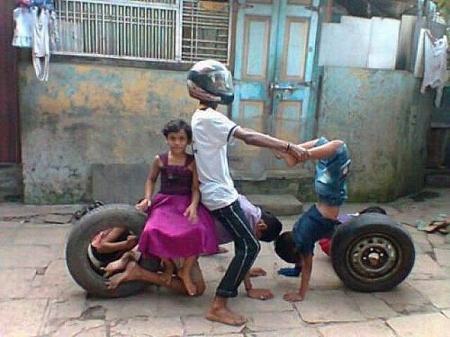 Third World Teamwork