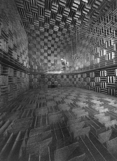 Bell Telephone Acoustics Lab 1947