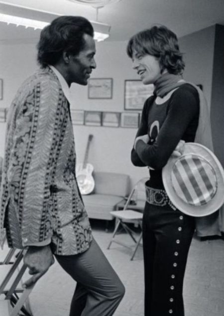 Berry and Jagger