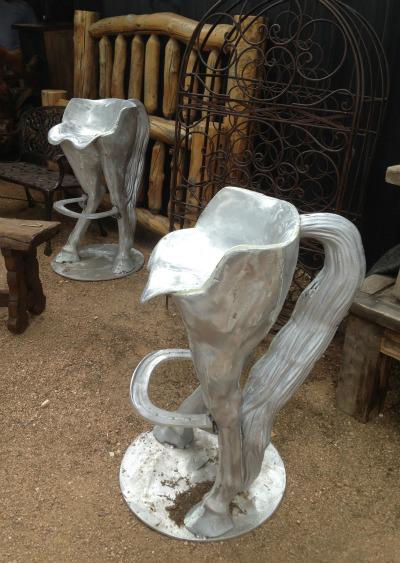 horse-stools