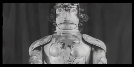 Alpha The Robot 1933