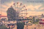 Cincinnati Retro Coney Island Mall Poststcard