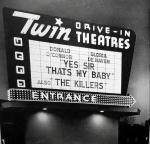 Cincinnati Retro The Twin Drive In Theater