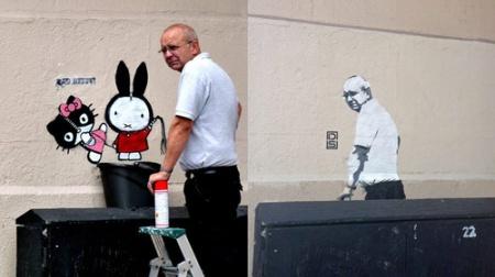 Graffito Removal Graffito