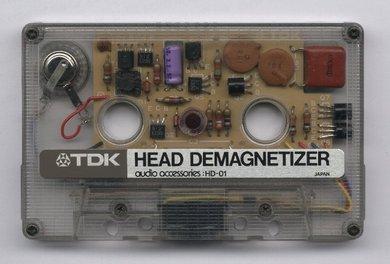 Head Demagnetizer