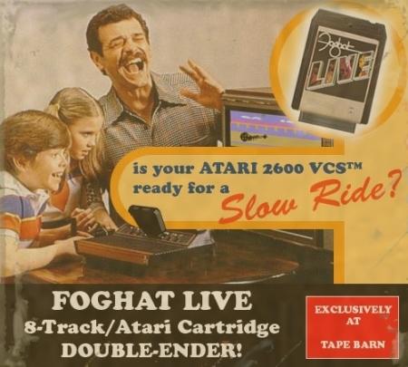 Atari + Foghat
