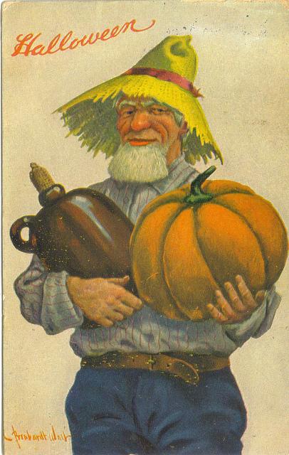 Halloween Party Man