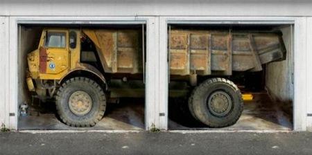 Truck Maneuvering Genius