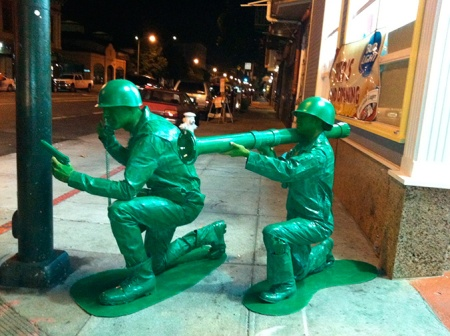 Green Army Men