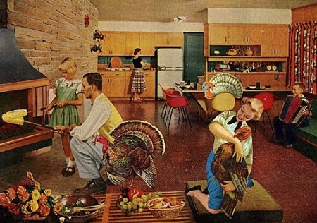 Retro Thanksgiving