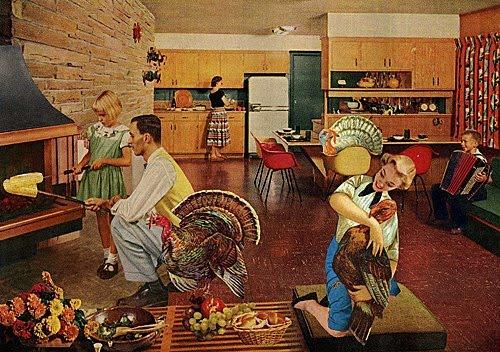Retro Thanksgiving