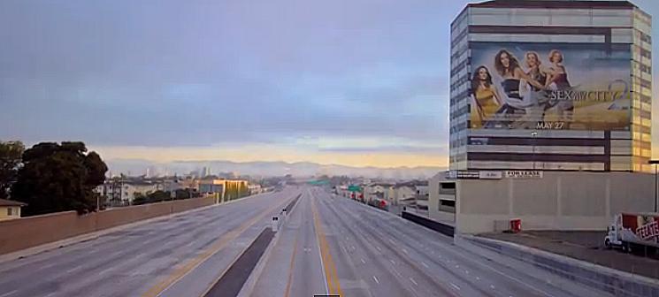 Wednesday Morning LA Traffic