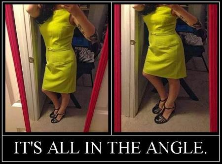 All About The Angle