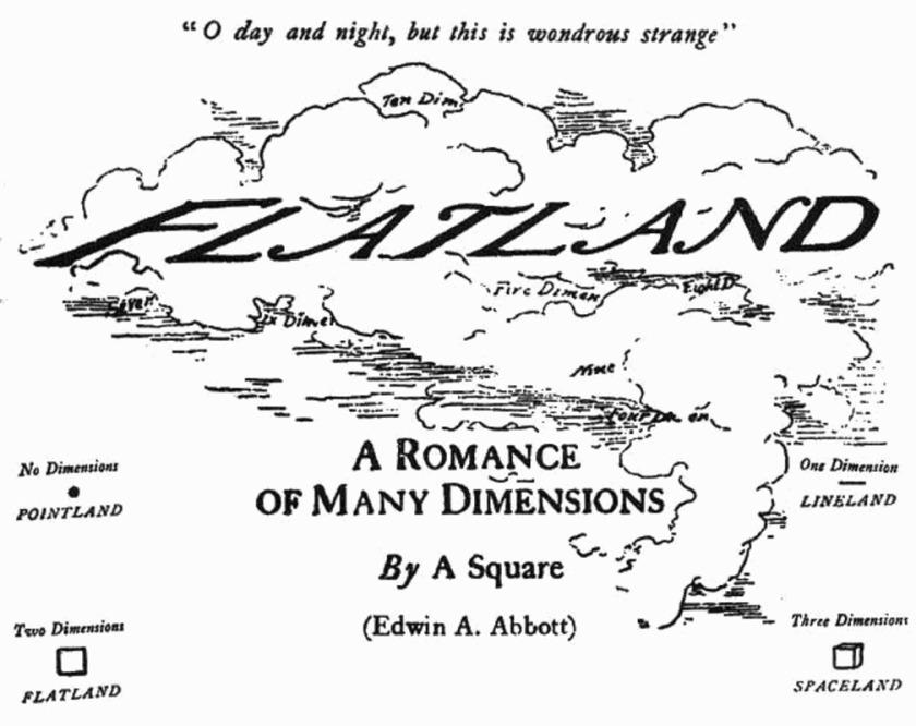 FLATLAND Edwin Abbott