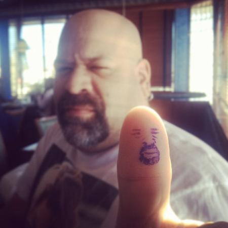 Talk To The Thumb