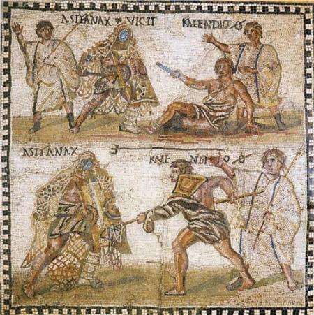 Roman Gladiators
