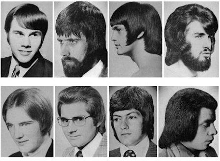 1970s Hair 1