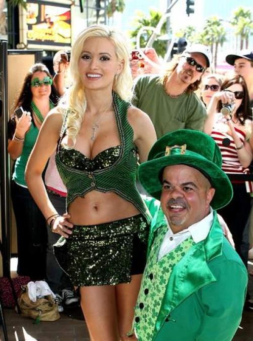 St. Patrick's Day Trash