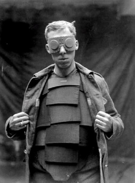 WWI Body Armor