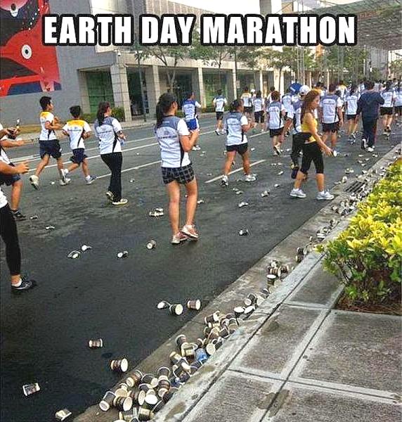 Earth Day Marathon