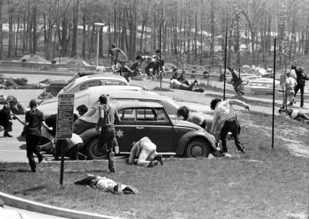 Kent State 4 May 1970