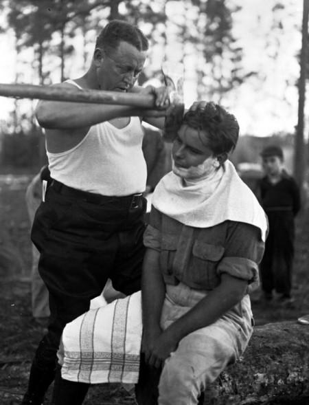 Shaving Axe