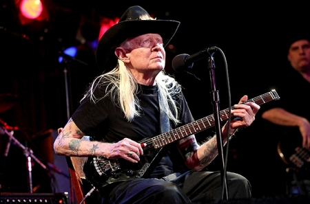 Johnny Winter 1944-2014
