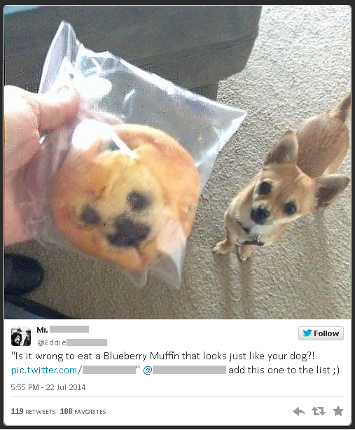 Pup Muffin