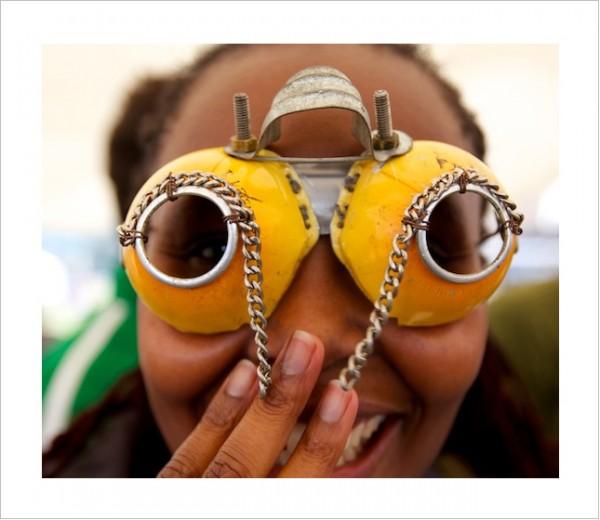 Kenyan Fashion Glasses 2010