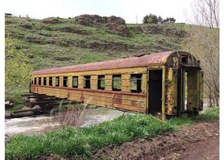 Recycled Bridge