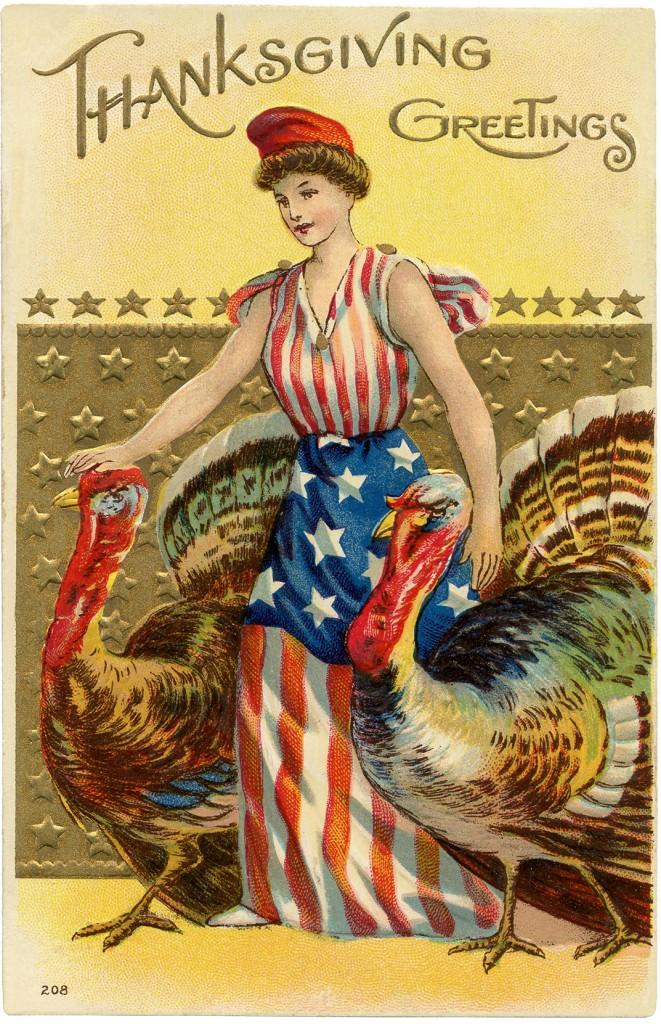 Retro Thanksgiving 2
