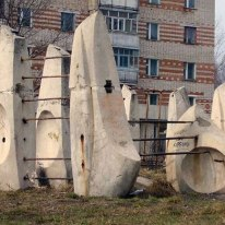 Scary Playgrounds 1