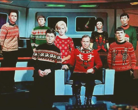 Star Trek - The Day After Christmas
