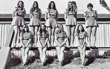 1967 High School Girls USA