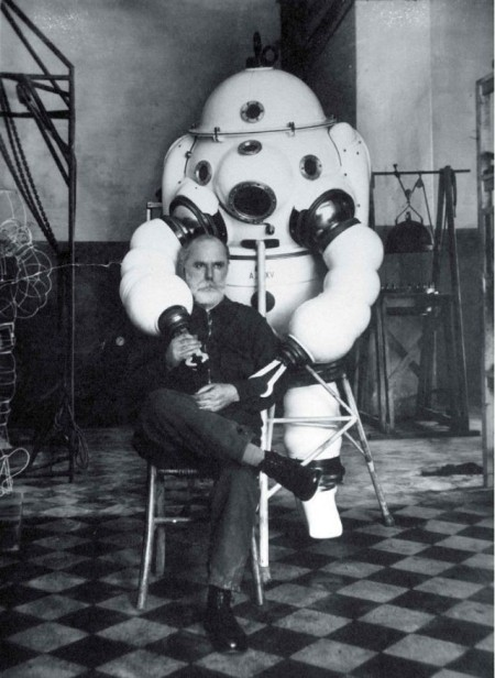Deep Sea Hugs 1935