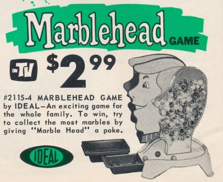 Marble Head Game