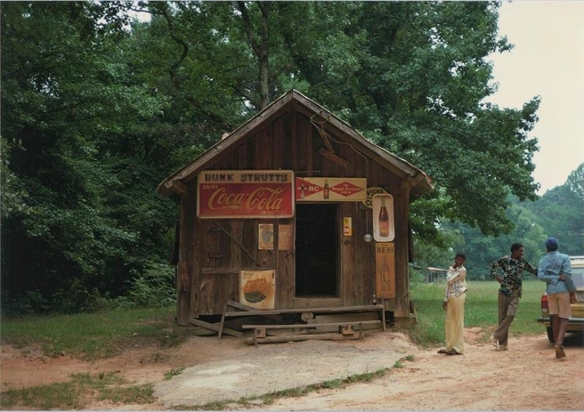 Alabama country store 1976