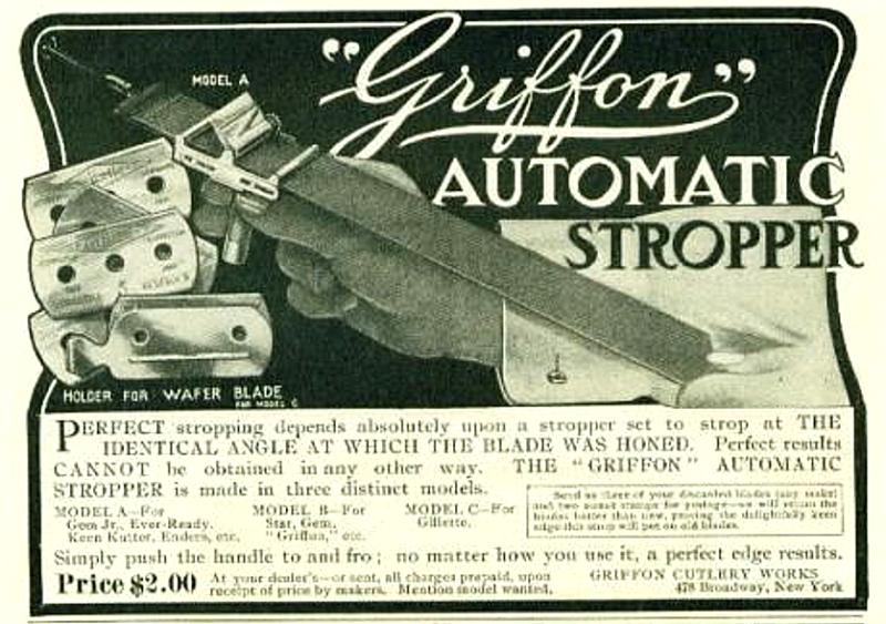 Automatic Stropper