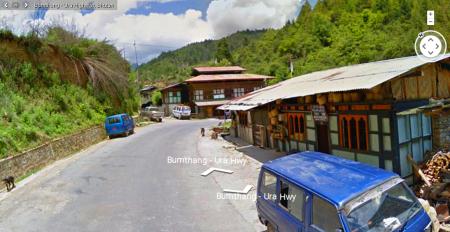 Bumthang - Ura Hwy 2