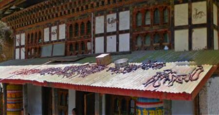 Bumthang - Ura Hwy 4a